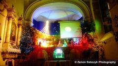 Cieszyn w Świąteczny wieczór