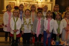 Świąteczny koncert Polskiej Szkoły Podstawowej