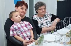 Wigilia w Terapeutycznym Punkcie Przedszkolnym w Skoczowie