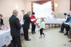 Rozstrzygnięcie konkursu plastycznego pt. Bałwanek