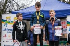 Mistrzostwa Śląska 2016 w biegach przełajowych