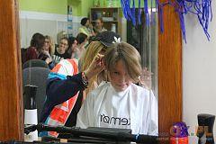 Akcja Daj Włos w Górkach