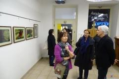 Wernisaż wystawy fotografii autorstwa Mariana Dembinioka