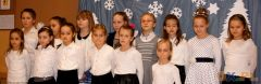 Koncert Kolęd w wykonaniu uczniów ZSP w Grodźcu