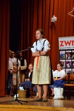 XII Konkurs gwar - ''Po cieszyńsku po obu stronach Olzy''