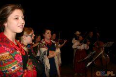 Koncert kolęd i pastorałek w wykonaniu zespołu FOLKUŚ