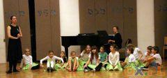 Zajęcia Dziecięcego Zespołu Rytmiki i Tańca RYTMIKA