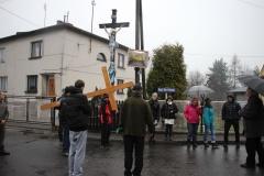 Strumień: Przygotowania do Misterium Drogi Krzyżowej