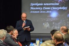 Spotkanie Noworoczne Zarządu Głównego Macierzy ZC