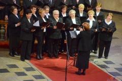 Koncert Pieśni Pasyjnych w Kościele Jezusowym w Cieszynie