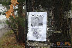 Poszukiwania zaginionej kobiety w Brzezówce