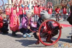 ''Rower pomaga'' w Cieszynie
