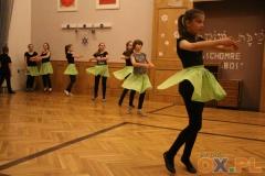 Pokaz Dziecięcego Zespołu Rytmiki i Tańca RYTMIKA