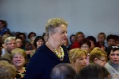 Spotkanie z aktorką Anną Seniuk w Bibliotece Miejskiej