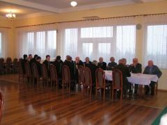 Walne zebranie OSP Cieszyn Pastwiska