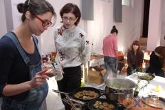 Warsztaty Wegetariańskiej Kuchni Ajurwedyjskiej