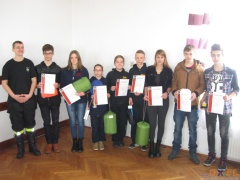 Eliminacje  do Ogólnopolskiego Turnieju Wiedzy Pożarniczej