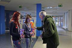 Zbiórka WOŚP w Szpitalu Śląskim w Cieszynie