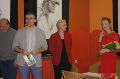 Otwarcie wystawy malarstwa Krystyny Nikiel KRAJOBRAZ Z ŻYCIA