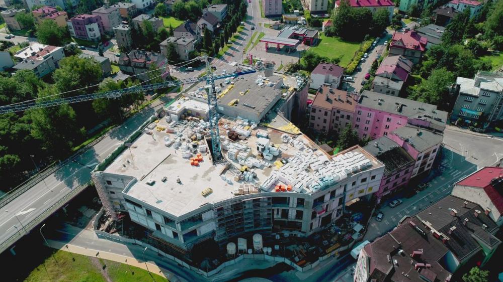 6693be998a3896 Otwarcie Galerii Stela w Cieszynie zaplanowano na październik / fot.  mat.pras.