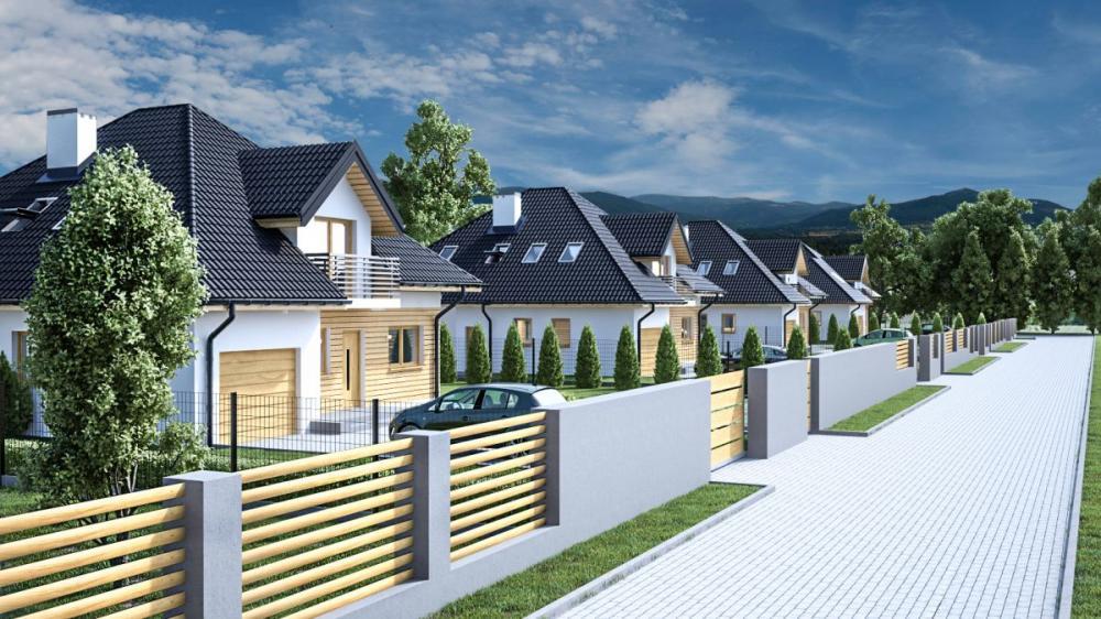 Spełnij Marzenia O Własnym Domu Z Dombud Invest