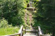 Od dwóch lat nie przejdziemy mostkiem na słowacką stronę. fot. Czytelnik ox.pl
