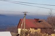 smog w Ustroniu / źródło: facebook.com/UstronskiAlarmSmogowy