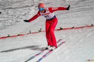 Dla Dawida Kubackiego (na zdj.) to trzecia wygrana w tym roku, fot. Bartłomiej Kukucz
