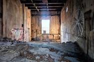 wnętrze cementowni w Goleszowie / fot. KR/ox.pl