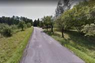 Ul. Długa w Hazlachu. fot. Google Street View