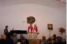 Setna rocznica urodzin Jerzego Drozda