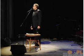 Artur Andrus w cieszyńskim teatrze