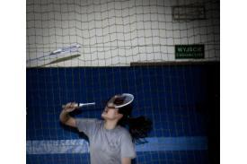 II Amatorski Turniej Badmintona Kobiet w grze deblowej