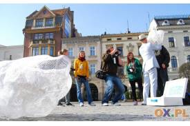 XXI Festiwal Teatralny: Bez Granic: Z głową w chmurach...