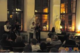 Chopin w Cafe Muzeum