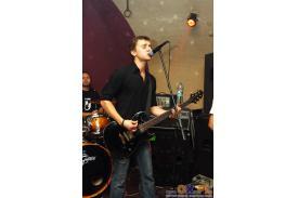 Koncert zespołu HADRONY w Targowej