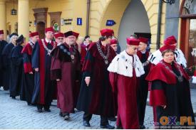 Inauguracja roku akademickiego Uniwersytetu Śląskiego
