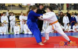 Mikołajkowy Turniej Judo w Brennej