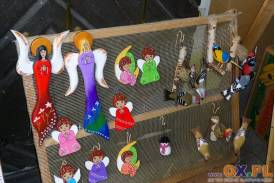 Artystyczny kiermasz świąteczny