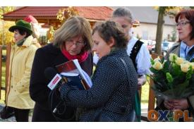 Uroczyste otwarcie wystawy poświęconej Zofii Kossak oraz...