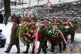 Uroczystości pogrzebowe płk. dypl. Gwido Karola Langera