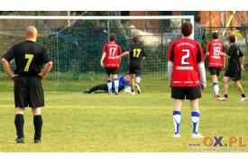 Kawalerzy - Żonaci - towarzyski mecz piłki nożnej