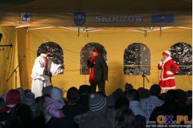 Mikołaj w Skoczowie