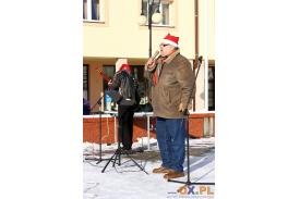 Mikołaj w Wiśle