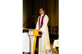 Występ Misyjnej Jutrzenki z okazji dnia misyjnego