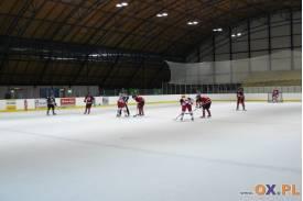 Mecz czeskiej ligi hokejowej BAHL: HC Pantery vs HC Mosty