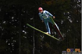 Finał Letniego Pucharu Kontynentalnego w skokach...