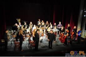 Koncert uczniów i pedagogów Städtische Musikschule...