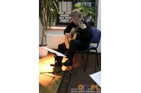 Cztery pory roku - Jesień recital gitarowy Sławomira Machały