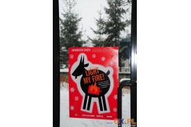 Wystawa Dizajn na zimę:\''Light my fire\''